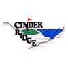 Cinder Ridge Golf Course Logo