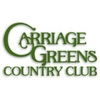Carriage Greens Golf &amp; Racquetball Country Club Logo