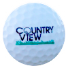 Country View Golf Course Logo