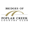 Bridges of Poplar Creek Country Club Logo