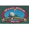 Hazy Hills Golf Course Logo
