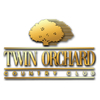 White at Twin Orchard Country Club Logo