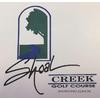 Shoal Creek Golf Course Logo
