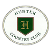 Hunter Country Club Logo