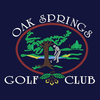 Oak Springs Golf Course Logo