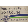 Anderson Fields Golf Course Logo