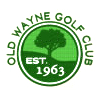 Eighteen Hole at Old Wayne Golf Club Logo