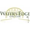 Water's Edge Golf Club Logo