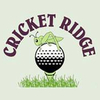 Cricket Ridge Golf Course Logo