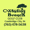 Winding Branch Golf Course Logo