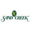 Creek/Lake at Sand Creek Country Club Logo