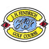 John H. Fendrich Golf Course Logo