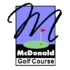 McDonald Golf Course Logo
