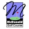 McDonald Golf Course Logo