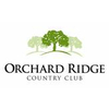 Orchard Ridge Country Club Logo
