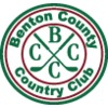 Benton County Country Club Logo