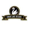 Swan Lake Resort - Black Course Logo