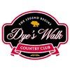 Dyes Walk Golf Course Logo