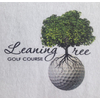 Leaning Tree Golf Course Logo