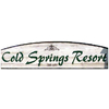 Cold Springs Golf Course Logo