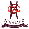 Highland Golf & Country Club Logo