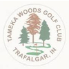 Tameka Woods Golf Course Logo