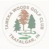 Tameka Woods Golf Course Logo