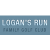 Logan's Run Family Golf Center Logo