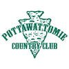 Pottawattomie Country Club Logo