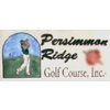 Persimmon Ridge Golf Course Logo
