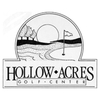 Hollow Acres Golf Center Logo
