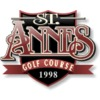 St. Annes Golf Course Logo