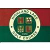 Highland Lake Golf Course Logo
