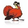Turkey Run Golf Club Logo