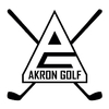 Akron Golf Course Logo