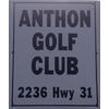 Anthon Community Golf Course Logo