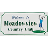Meadowview Country Club Logo