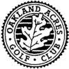 Oakland Acres Golf Club Logo
