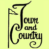 Town & Country Golf Club Logo