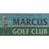 Marcus Community Golf Club Logo