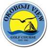 Okoboji View Golf Course Logo