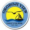 Okoboji View Golf Course Logo