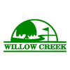 White at Willow Creek Golf Course Logo