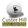 Custer Hill Golf Course Logo