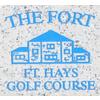 Fort Hays Municipal Golf Course Logo