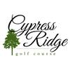 Cypress Ridge Golf Course Logo