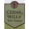 Cedar Hills Golf Course Logo