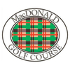MacDonald Golf Course Logo