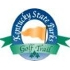 My Old Kentucky Home State Park Golf Course Logo