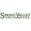Spring Valley Golf Club Logo